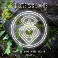 Sad Lovers And Giants - Where The Light Shines Through 19812017 [CD]