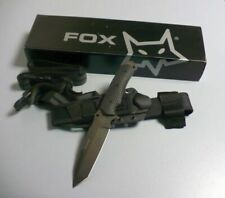 COLTELLO KNIFE TATTICO(FKMD) FOX COMBATIVE EDGE SALUS MOD.FX-CED-M2/DESIGN WALK