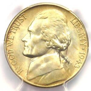 1943-S Jefferson Nickel 5C - PCGS MS67+ PQ - Rare Plus Grade - $450 Value!