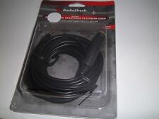 RADIO SHACK  42-2561  20-FT (6.09M) HEADPHONE EXTENSION CORD