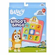 Bluey S1 Bingo's Bingo Game From Mr Toys