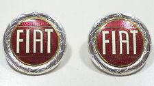 Fiat-Embleme Fiat 124, new emblems Fiat 124 , Fiat X1/9