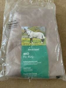 Horseware Mio Fly Rug 6'3 uv/midge/bug protection