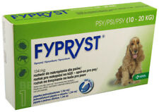 Fypryst spot-on fleas ticks treatment 10 up to 20 kg dogs 134 mg ampule 2 months