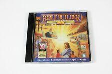 Bible Builder PC DOS RARE OOP