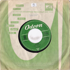"THE BEATLES -Rain / Paperback Writer- 7"" 45 Odeon Records (O 23 210)"