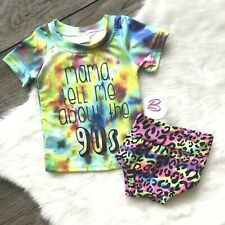 Girl Boutique Tell Me About the 90's Outfit Set Children's Clothing
