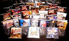 Rare! Very Nice! 50 CD Set TIME LIFE Classic Country & Western 50s 60s 70s 80s