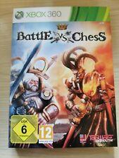 Battle vs. Chess Xbox 360 Videospiel Brandneu & Versiegelt