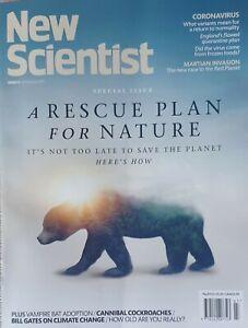 New scientist magazine 20th February 2021