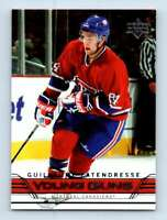 2006-07 Upper Deck Young Guns Guillaume Latendresse RC #221