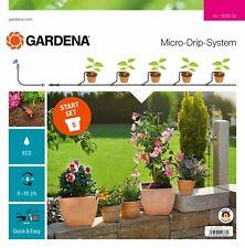 Gardena Micro-Drip System Starter Set Plant Pots S 13000-32
