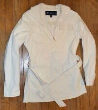 Ladies KENNETH COLE REACTION LINED JACKET RAIN COAT Size Small