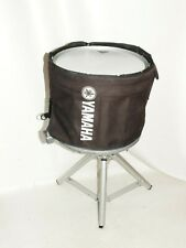 """Yamaha 14"""" SFZ Marching Band Snare Drum with Stand Cover 9200 Series"""