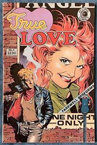 True Love #1  Jan 1986  Dave Stevens Cover