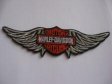 Un écusson Harley-Davidson patch Motorcycles Motorcross motorradcross Biker MC GT