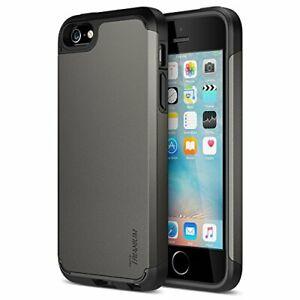 Trianium iPhone SE Case (2016 Edition), [Protak Series] Ultra Protective Bumper