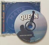 QUEEN // FREDDIE MERCURY : HEAVEN FOR EVERYONE (PROMO USA MAXI-CD)