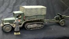 Russian ZIS-42 towing 122mm M-30 howitzer - (1943) - 1/35 - built/painted