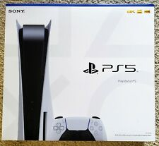 Sony PlayStation 5 Console Disc Version PS5 - Fast Shipping