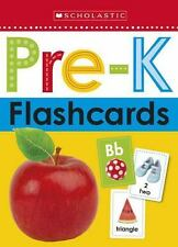 Flashcards - Get Ready for Pre-K (Scholastic Early Learners) (Bookbook - Detail