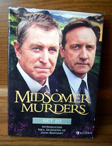 Midsomer Murders: Set 20 DVD, 2012, 4-Disc Set