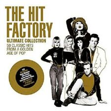 The Hit Factory Ultimate Collection 3 CD Music CD Box Set 2017