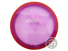 New Axiom Discs Proton Fireball 172g Purple Red Rim Distance Driver Golf Disc