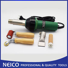 New Hot Air Welding Heat Gun Kits , 230V / 110V 1600W Hand Plastic Welder