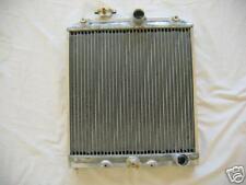 OBX 92-95 96-00 Honda Civic Aluminum Radiator Polished