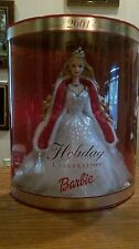 Special Edition Holiday Celebration 2001 Barbie Doll