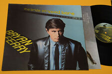 FERRY DE BRYAN LP BRIDE MISE À NU 1°ST ORIG GERMANY 1978 GATEFOLD+TESTI