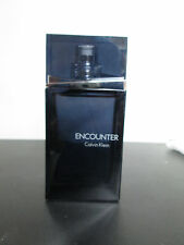ENCOUNTER  Calvin Klein AFTER SHAVE 3.4 OZ /100 ML SPLASH NO BOX NEW NEVER USED
