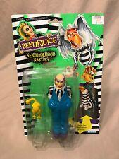 1989 Kenner Beetlejuice Old Buzzard Neighborhood Nasties Action Figure MOC