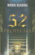 Las 52 profecias (Spanish Edition)-ExLibrary