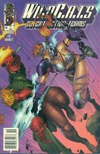 Wildcats #19 Robinson Lee Charest Newsstand $1.95 Price Variant B NMM Image 1995