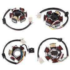 6 Coil Pole for Magneto Flywheel Stator 110cc 125cc PIT Quad Dirt Bike ATV SDV