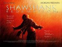 The Shawshank Redemption Movie POSTER 30 x 40 Tim Robbins, Morgan Freeman, B
