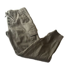 James Perse $275 Women's Sz 2  Mixed Media Pull-On Pants NWT New