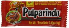 Pulparindo EXTRA HOT Tamarind Pulp Candy 20 count 1 Pack