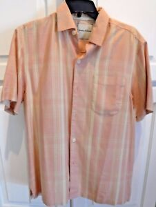 Tommy Bahama Size Small Silk New Mens Shirt