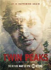 """Twin Peaks - USA TV Show 32""""x24""""wall Poster 005"""
