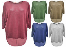 Polyester Scoop Neck Long Jumpers & Cardigans for Women