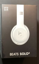 Beats by Dr Dre Solo 3 On-Ear Bluetooth Wireless Headphone [ Satin Silver ] NEW