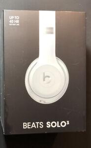 Beats by Dr Dre Solo 3 Wireless On-Ear Headphone [ Satin Silver ] NEW