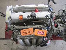 05 06 07 08 ACURA TSX ENGINE MOTOR 2.4L DOHC 205 HP CAR HEAD PAN BLOCK RUNS GOOD