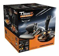 Thrustmaster T.16000M PC Gaming FCS Hotas Joystick & Valvola a Farfalla