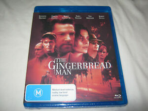 The Gingerbread Man - Kenneth Branagh - New Sealed Blu-Ray - Region B