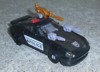 Transformers Earthrise Galactic Odyssey BARRICADE Complete Deluxe Wfc