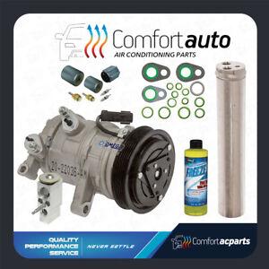 A/C AC Compressor Kit Fits: 2007 2008 Dodge Nitro  V6 3.7L / 2008 Liberty V6 3.7